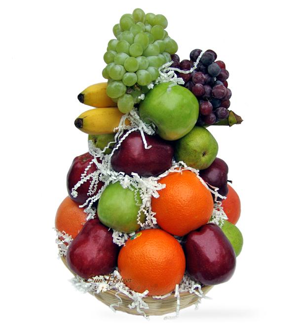 Fruit Basket Tower