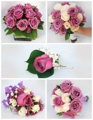 Fancy Rose Package